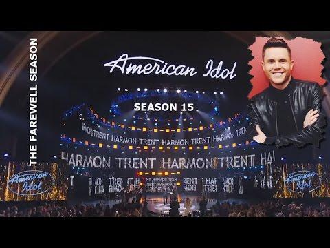 American Idol Season 15 Winner Trent Harmon - Audition to Finale