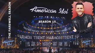 American Idol Season 15 Winner Trent Harmon - Audition to Finale