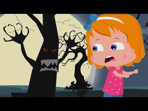 Мультфильм страшилки на хэллоуин