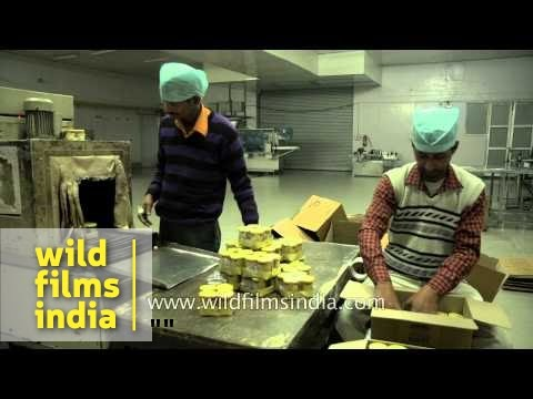 Producing and packaging honey in north India, for export