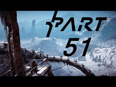[Part 51] Horizon Zero Dawn - Of course there are people in there【No Commentary】