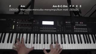 Cover Dari Ulu - Haqiem Rusli Tergantung Sepi Lyrics+Chords