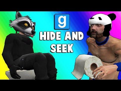 Gmod Hide and Seek Toilet Edition + Dragon City Vanoss Announcement!