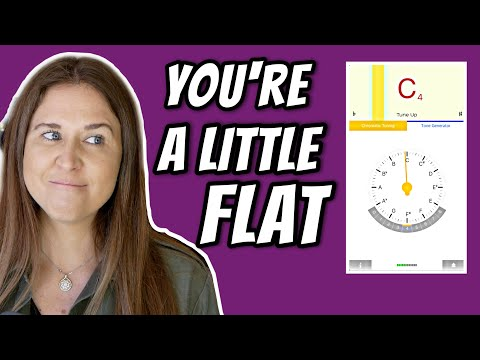 How To Sing In Tune Using Free Tuning Apps