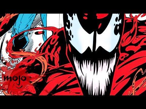 Top 10 Scariest Supervillains