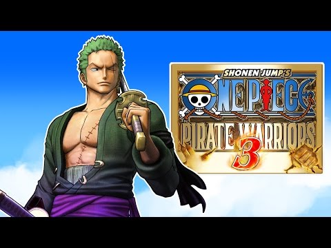 Buggy The Clown! | One Piece Pirate Warriors 3 | #2