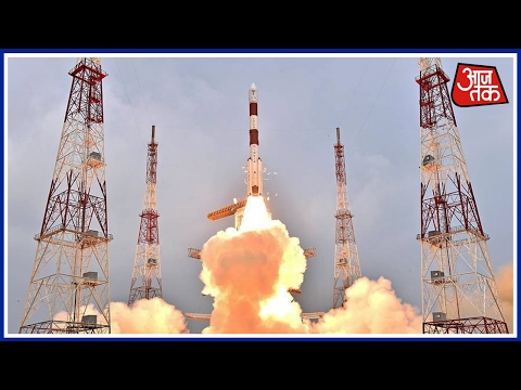 ISRO Makes History, Sets World Record By Successfully Launching 104 Satellites In One Go