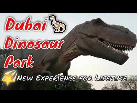 Dinosaur Park - Dubai