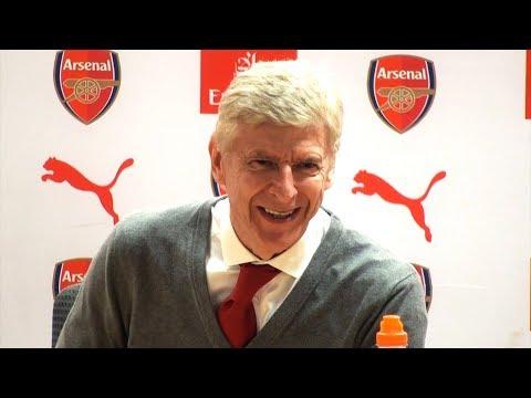 Arsenal 2-0 Tottenham - Arsene Wenger Post Match Press Conference - Premier League #ARSTOT