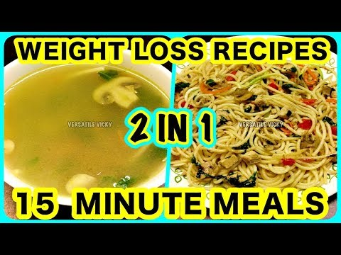 2-weight-loss-dinner-recipes-|-healthy-weight-loss-dinner-recipes