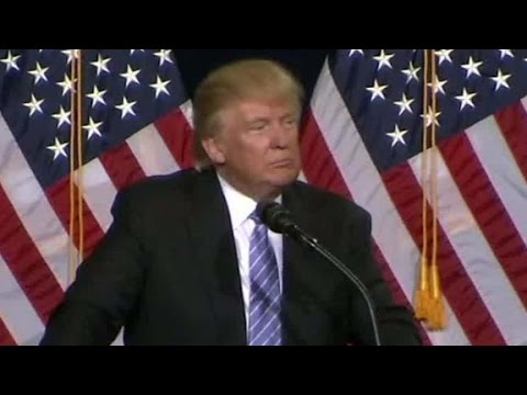 Donald Trump: We Will End 'sanctuary Cities'