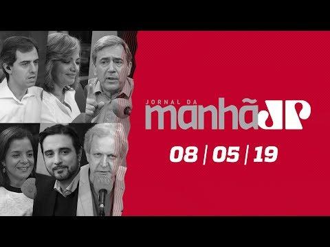 Jornal da Manhã - Edição Completa de 08/05/2019