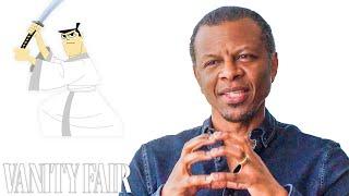 Phil LaMarr Breaks Down His Most Famous Character Voices | Vanity Fair