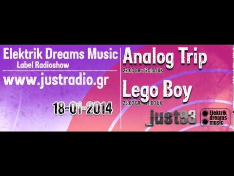 Analog Trip @ Justradio.gr 18-1-2014 [Elektrik Dreams Music Radioshow] ▲ Deep House  free download