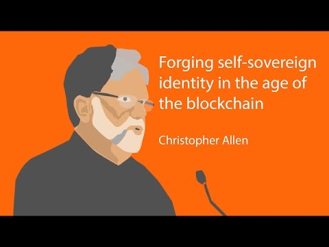 Forging self-sovereign identities in the age of the blockchain