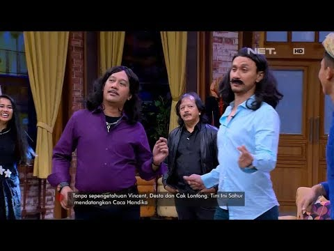 The Best of Ini Talkshow - Keasikan Joget, Caca Handika KW S
