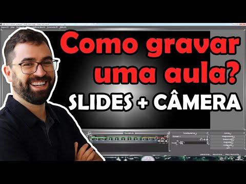 Slides + Câmera