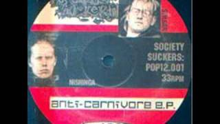 Society Suckers - Bash the fash (1997)