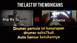 duet sama master Alip_Ba_Ta|The last of The Mohicans (main title) cover