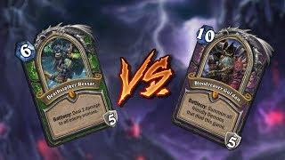 Hearthstone - Deathstalker Rexxar vs Bloodreaver Gul