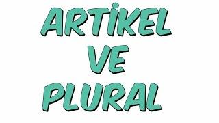 12dk'da ALMANCA'DA ARTİKEL VE PLURAL