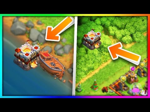 PLACE BUILDINGS ANYWHERE! | 3 NEW Glitches in Clash of Clans!