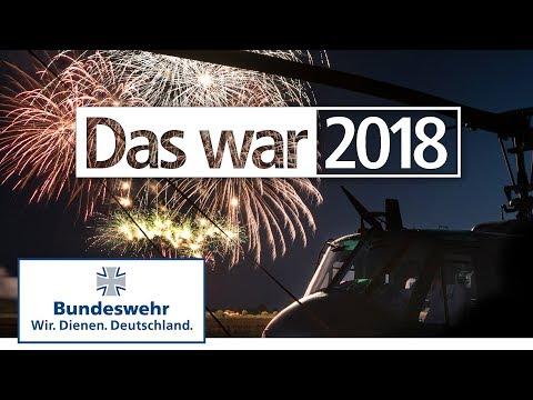 Das war 2018 – Jahresrückblick des Youtube-Kanals der Bundeswehr