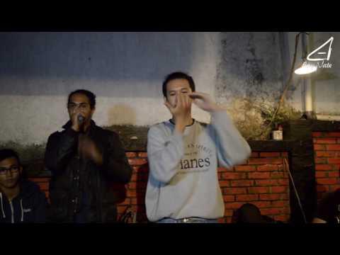 Ray-Mate Community - Music Senja - Andre Paais (Beatboxer) & Abe Limrimer (Tutting Dancer)