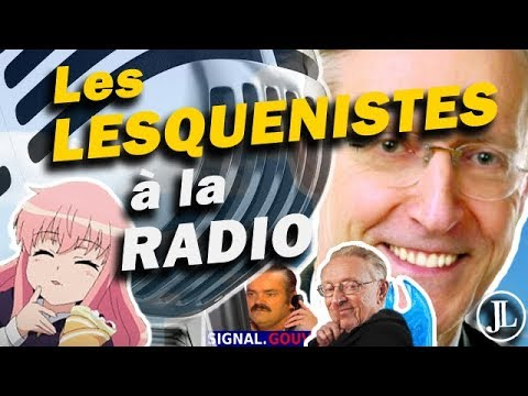 LES JEUNES LESQUENISTES DU PNL À LA RADIO (non censuré)