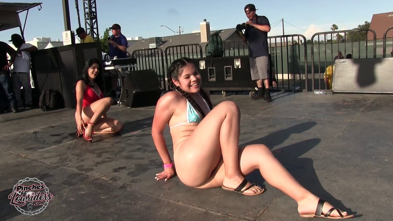 The Bikini Contest At The RezMade Th Annual Super Show - Rezmade car show 2018