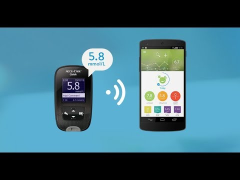 How To Pair My Accu-Chek Guide Blood Glucose Meter With MySugr App