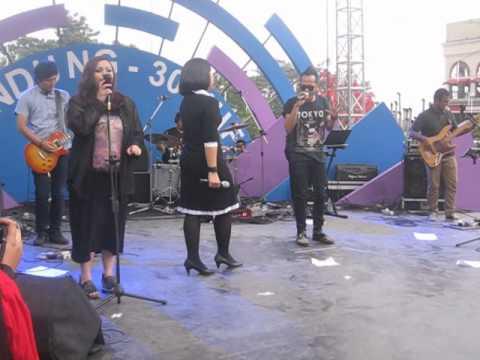 Sarasvati ft Ink Mary - Mirror @PVJbandung #NETfestival