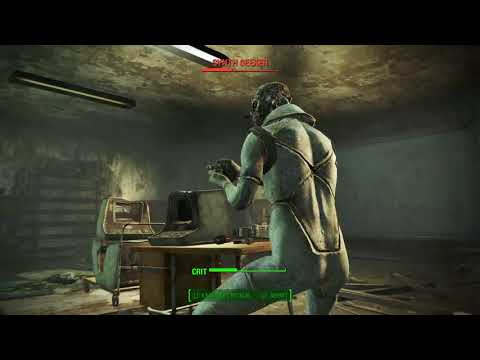 Fallout 4 Cleansing The Commonwealth: Clear Out University Point