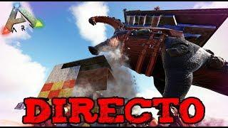 DIRECTO ARK - RAIDEO EN DIRECTO!! ¿LO CONSEGUIREMOS? - #37 REINO HORMIGA - Nexxuz