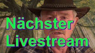 Nächster Livestream