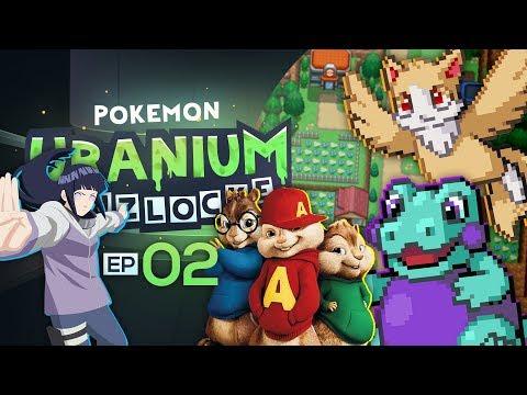 UNWANTED SQUEAKQUEL!! - Pokemon Uranium Nuzlocke w/ Astroid! EP 02!
