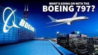 Boeing 797 Update + News (November 2018)