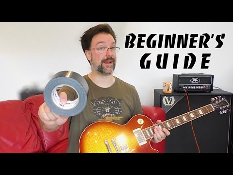 The Beginner's Guide To Electric Guitar Gear - Guitars, Amps