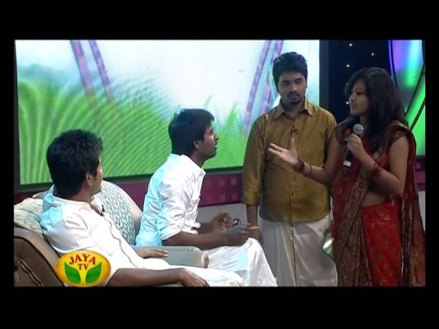 Hatrick Nayagan - Sivakarthikeyan Pongal Special Programme by Jaya Tv Travel Video