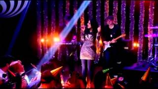 Tulisa - Young (Live New Year's Eve Top of the Pops)