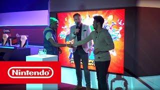 Pokkén Tournament DX - The EGX Invitational Grand Final! (Nintendo Switch)