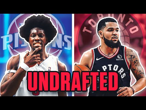 Greatest NBA Players Who Went Undrafted
