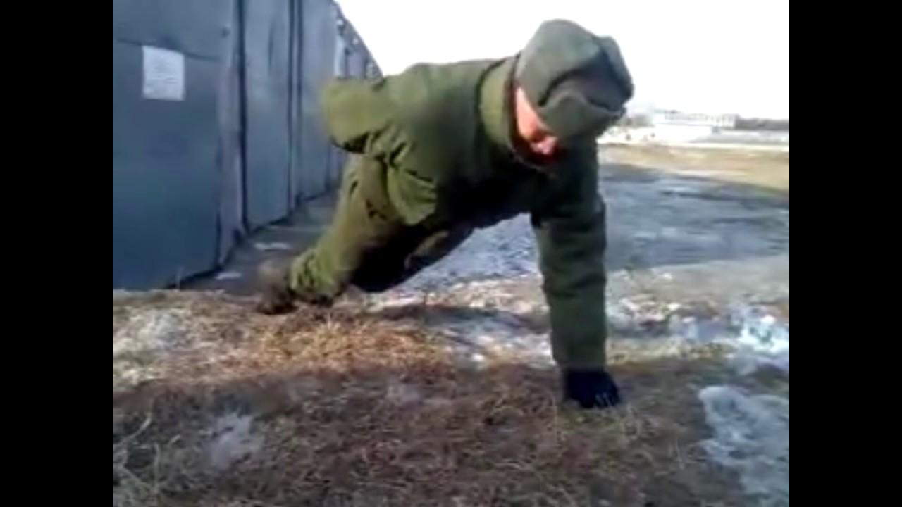 Russian Push Ups Meme - YouTube