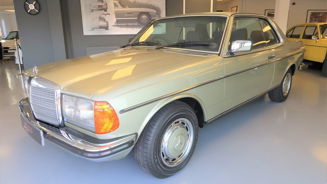 SOLD 1980 Mercedes 280 CE W123 Coupe For Sale in Louth Lincolnshire