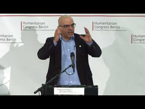 criminalisation of humanitarian aid