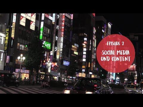 Digitale Kommunikation in Japan – Episode 2: Social Media und Content