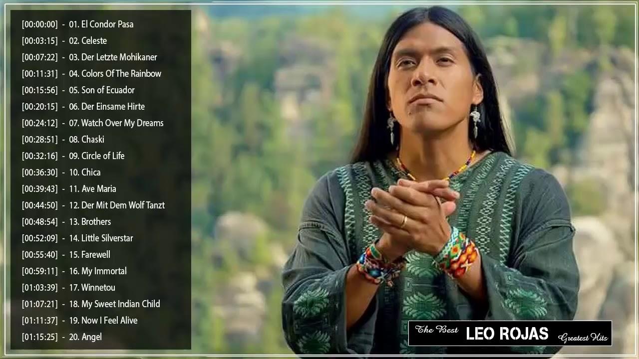 Leo Rojas Instrumental New Songs 2018 Best Romantic Panflute Of Leo Rojas