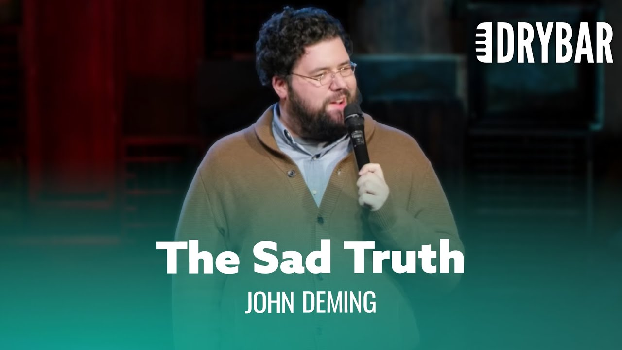 The Sad Truth About Being Broke. John Deming - Full Special