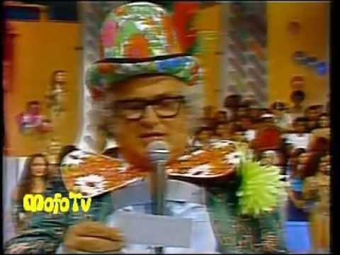 Buzina do Chacrinha - TV Bandeirantes (1979)