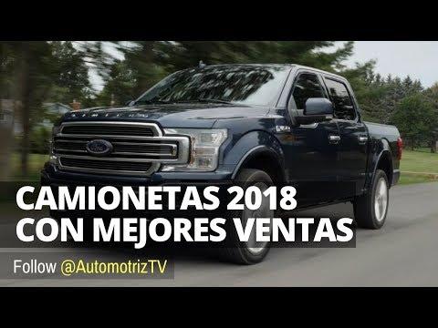 Camionetas Con Mejores Ventas   Febrero 2018